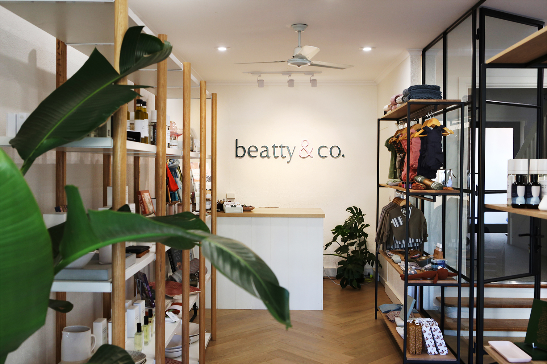 beatty and co store front